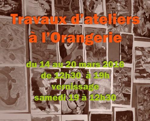 orangerie 14 mars 16