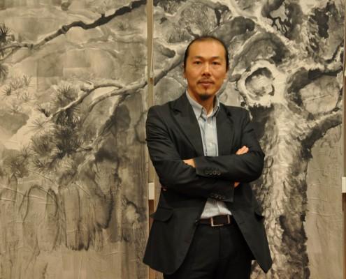 Wang Chunyu animateur Atelier du Thabor